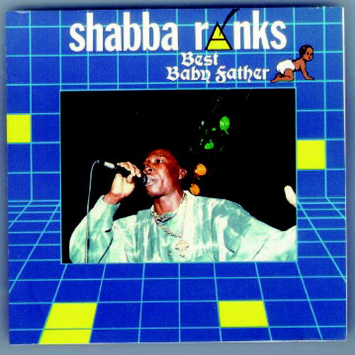 Best Baby Father - Shabba Ranks (LP)