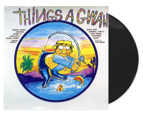 Things A Gwan - Various Artists (LP)