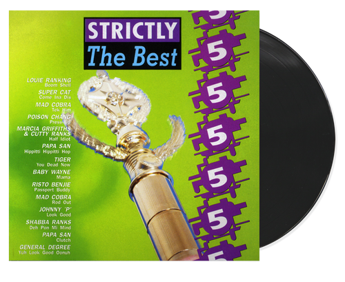 Strictly The Best Vol 05 - Various Artists (LP)