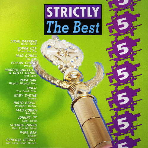 Strictly The Best Vol 05 - Various Artists