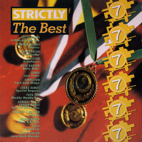 Strictly The Best Vol 07 - Various Artists