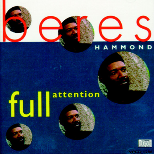 Full Attention - Beres Hammond