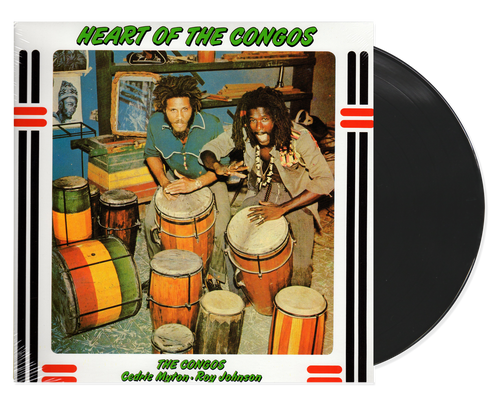 Heart Of The Congos - The Congos (LP)