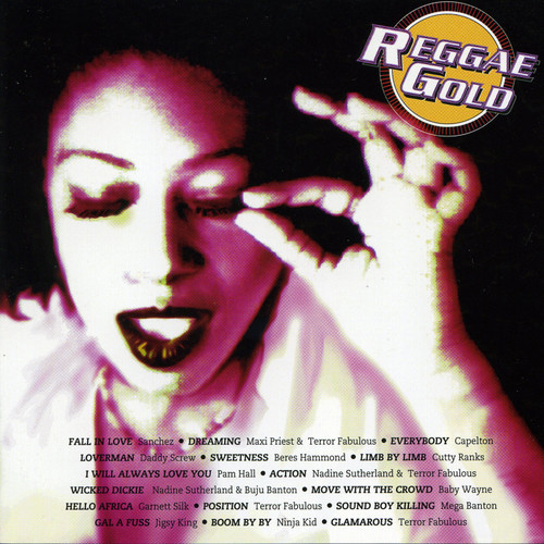 Reggae Gold - Various Artists