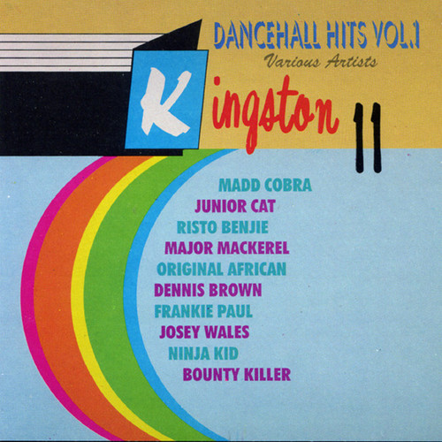 Kingston 11 - Various Artists (LP)