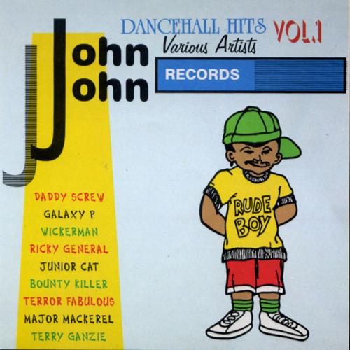 John John 1 - Various Artists (LP)
