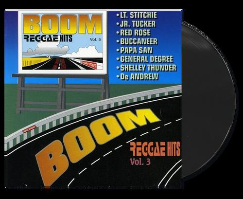 Boom Reggae Hits 3 - Various Artists (LP)