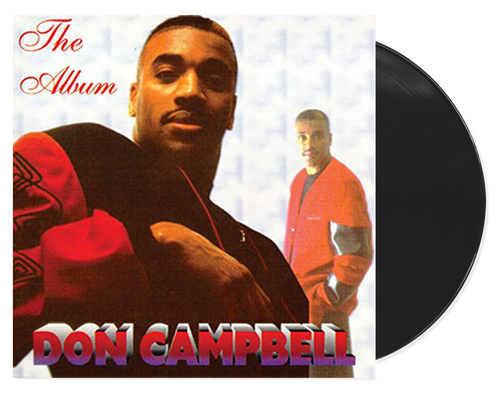 The Album - Don Campbell (LP)