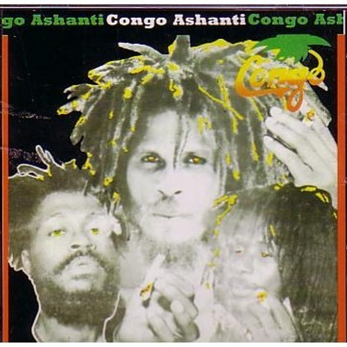 Congo Ashanti - The Congos (LP)