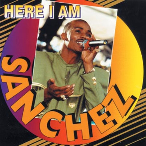 Here I Am - Sanchez (LP)