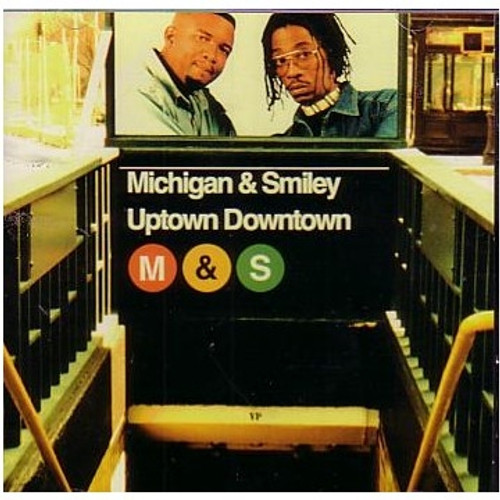 Uptown Downtown - Michigan & Smiley