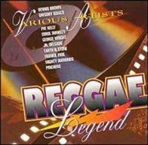 Reggae Legend - Various Artists (LP)