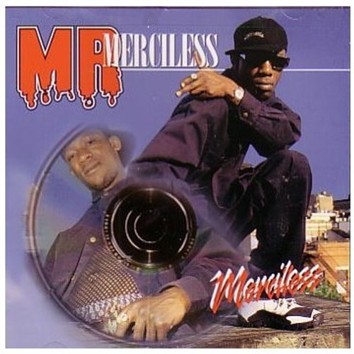 Mr. Merciless - Merciless (LP)