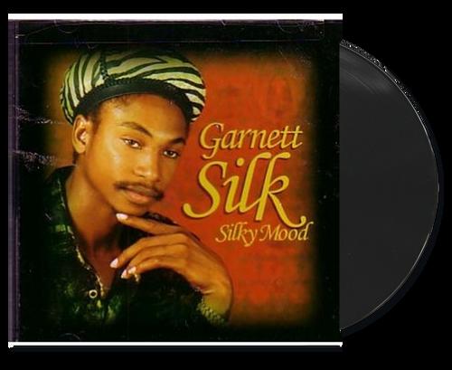 Silky Mood - Garnett Silk (LP)