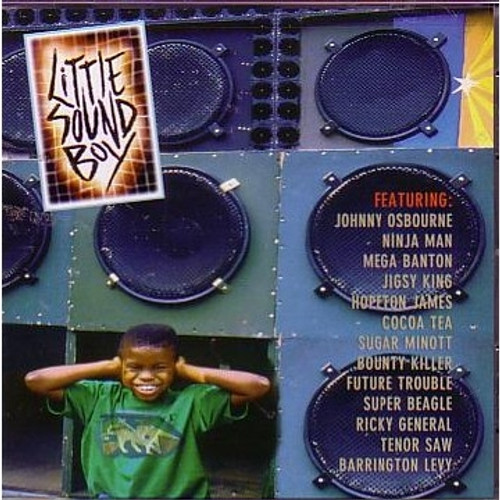 Little Sound Boy - Various Artists (LP)