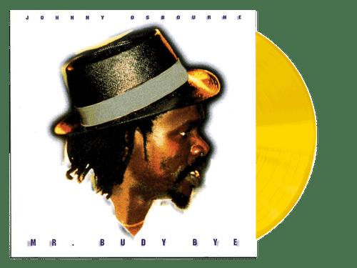 Mr. Budy Bye (Yellow Vinyl) - Johnny Osbourne (LP)