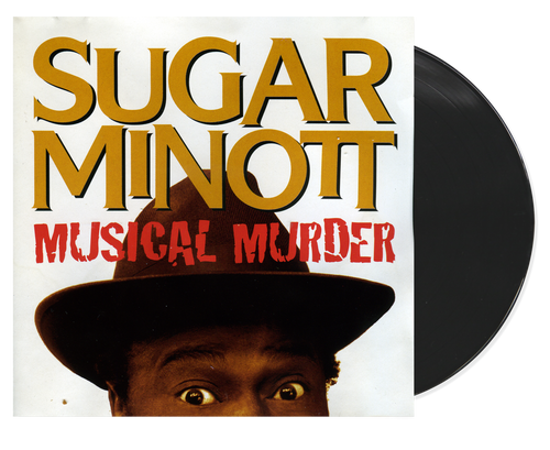 Musical Murder - Sugar Minott (LP)