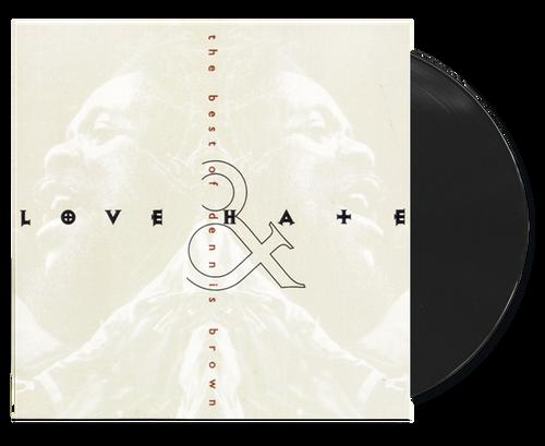 Love & Hate - Dennis Brown (LP)