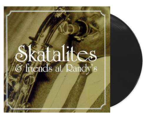 Skatalites And Friends At Randys - Skatalites (LP)