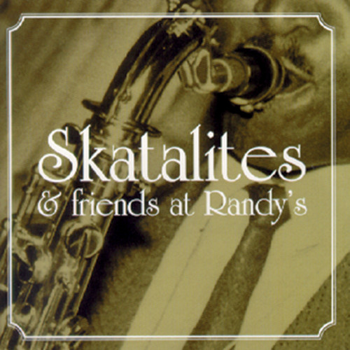 Skatalites And Friends - Skatalites
