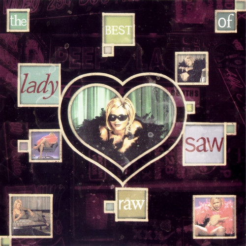 Best Of Lady Saw - Lady Saw (LP)