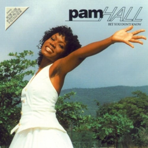 Bet You Don't Know - Pam Hall (LP)