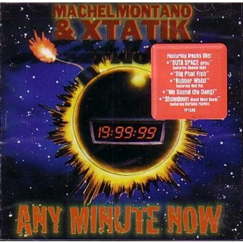 Any Minute Now - Machel Montano & Xtatik