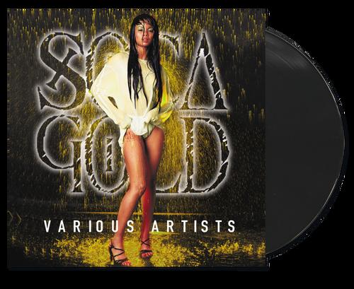 Soca Gold 1999 - Various Artists (LP)