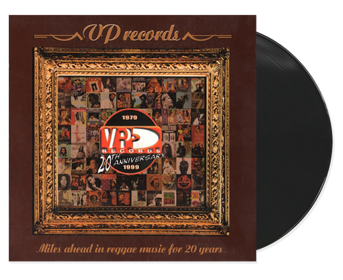 Vp 20th Anniversary - Various Artists (LP)