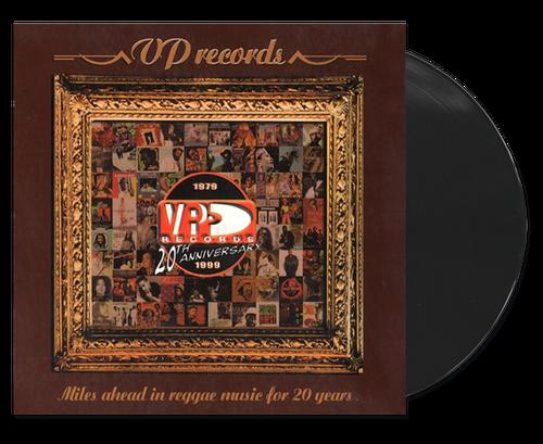 Vp 20th Anniversary - Various Artists (2LP)