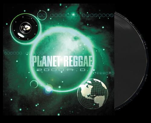 Planet Reggae Vol.2 - Various Artists (LP)