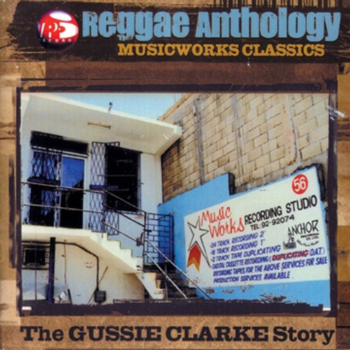 Reggae Anthology Music Works - Various Artists