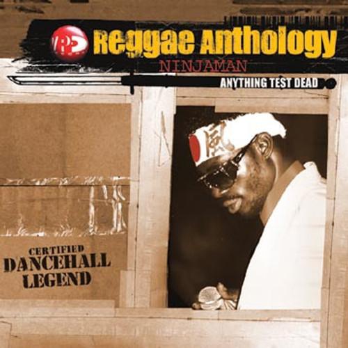 "Reggae Anthology Ninjaman ""anything Test Dead"" - Ninjaman (LP)"