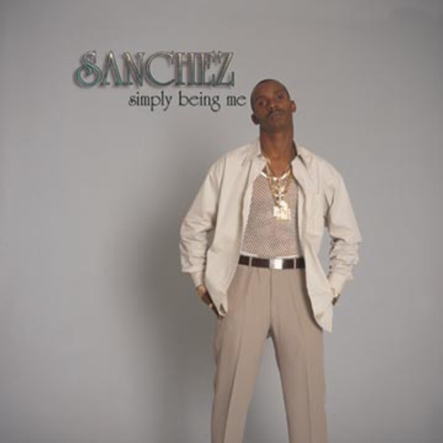 Simply Being Me - Sanchez (LP)