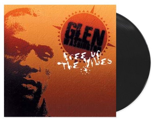Free Up The Vibes - Glen Washington (LP)
