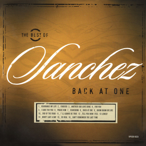 Back At One - Sanchez
