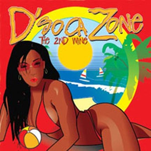 D'soca Zone 2nd Wine - Various Artists