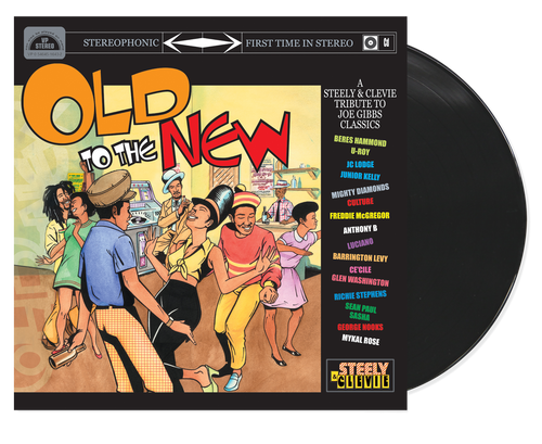 Old To The New - Steely & Clevie (LP)