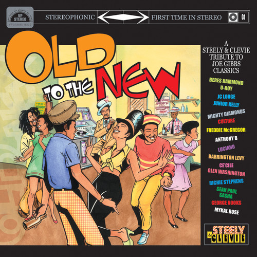 Old To The New - Steely & Clevie