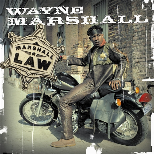 Marshall Law - Wayne Marshall (LP)