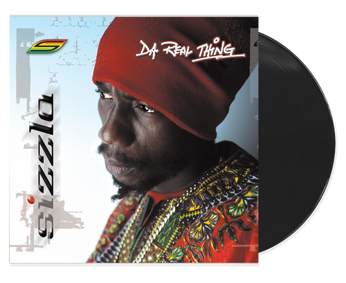 Da Real Thing - Sizzla (LP)