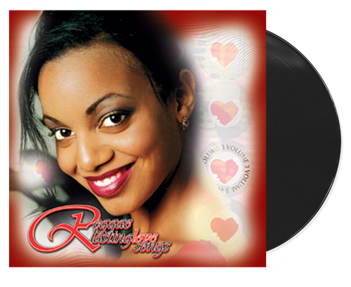 Reggae Lasting Love Song Vol 3 - Various Artists (LP)