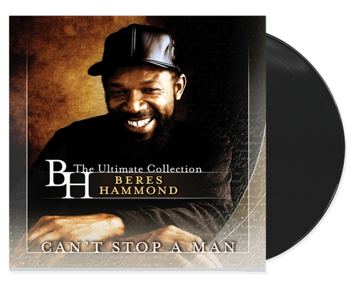 Can't Stop A Man: The Ultimate Collection - Beres Hammond (LP)