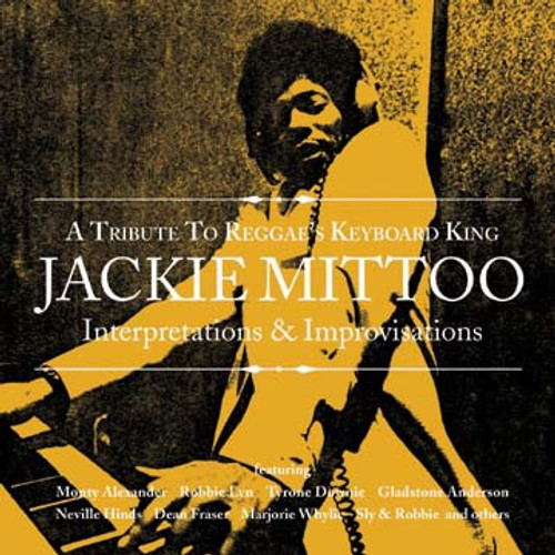 Tribute To Jackie Mittoo - Various Artists