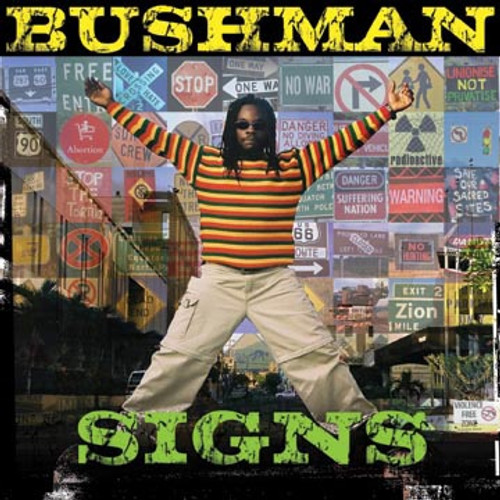 Signs - Bushman
