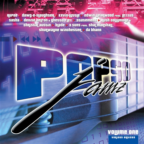 Popso Jamz - Various Artists (LP)