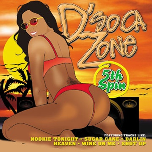 D'soca Zone 5th Spin - Various Artists