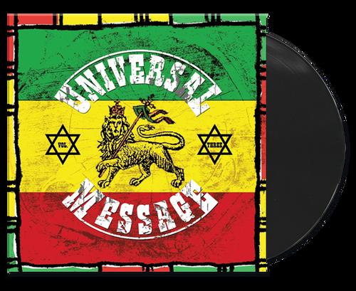 Universal Message 3 - Various Artists (LP)