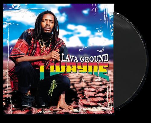 Lava Ground - I Wayne (LP)