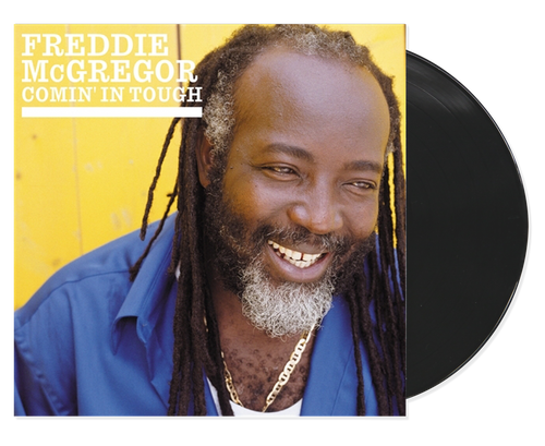Comin'in Tough - Freddie Mcgregor (LP)
